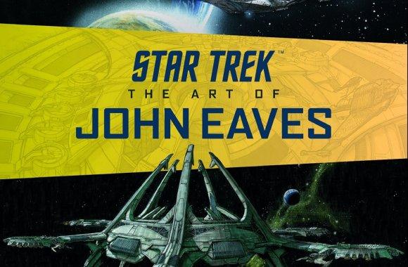 Star Trek's John Eaves to receive Art Directors Guild Lifetime Honour