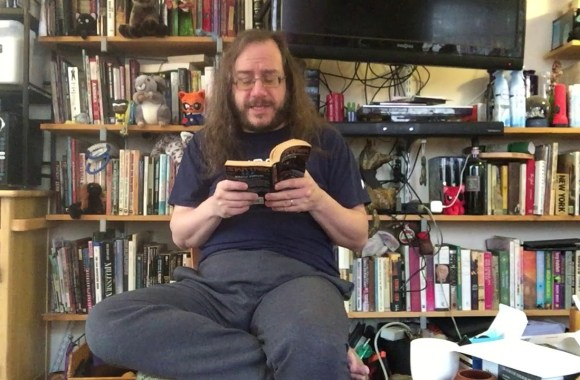 KRAD COVID readings #94a: Trek Tuesday! STAR TREK: S.C.E.: INVINCIBLE Book 2, Part 1