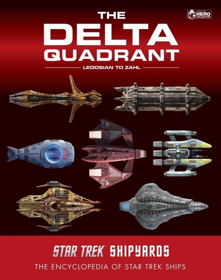 81e1ZBsJ2oL 808x1024 Star Trek Shipyards: The Delta Quadrant Vol. 2 – Ledosian to Zahl Review by Trekclivos79.blogspot.com