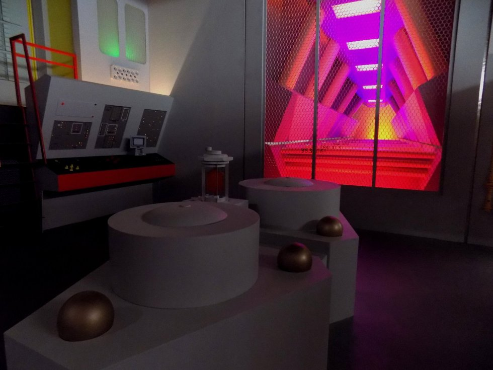 Star Trek Original Series Set Tours