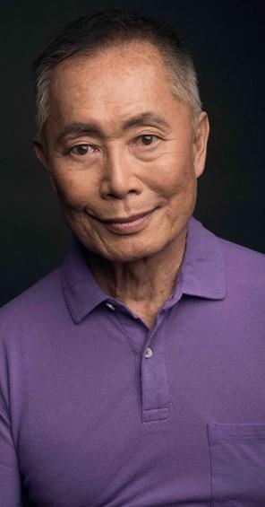 Profile of George Takei