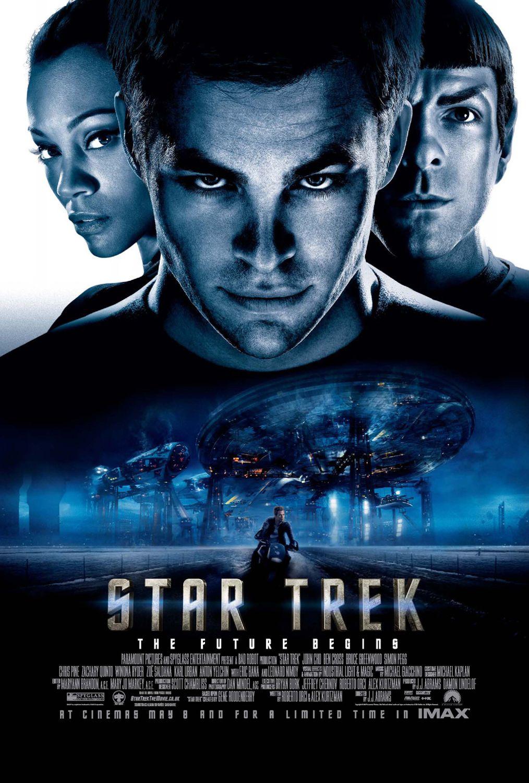 Poster do filme Star Trek