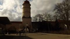 Puerta Este de la ciudad (Deininger Tor)