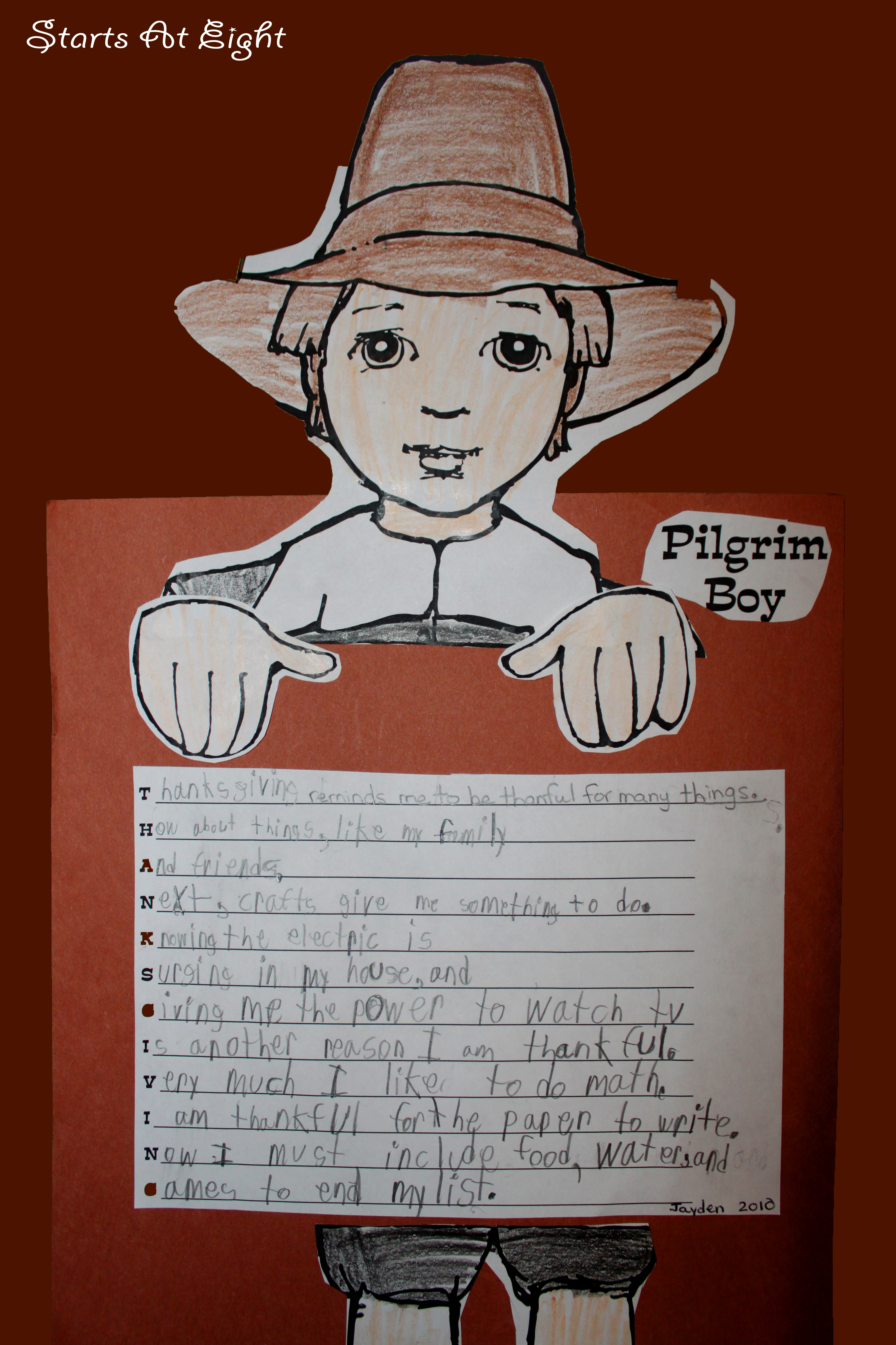 Thanksgiving Resources Elementary Grades