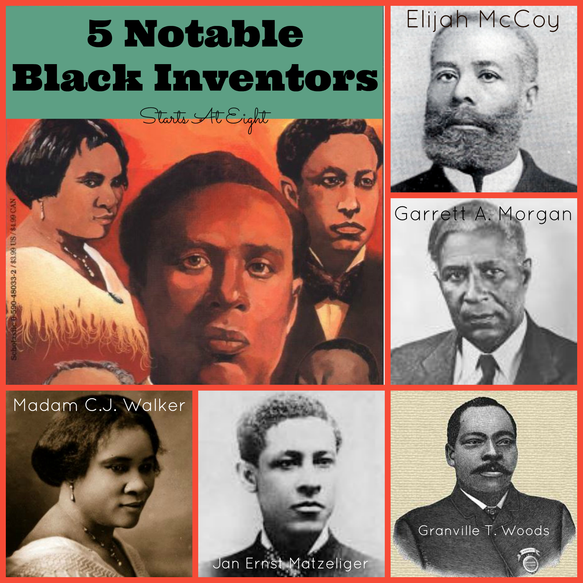 Black Inventors And Inventions History Food