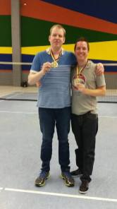 Fotos - Bochum 2015 - Goldmedaille B+ für Startschussmitglieder!