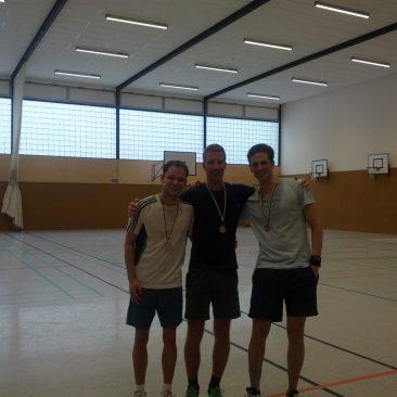 Fotos - Vereinseinzelmeister 2015 - B- - Turnierrückblick 2015