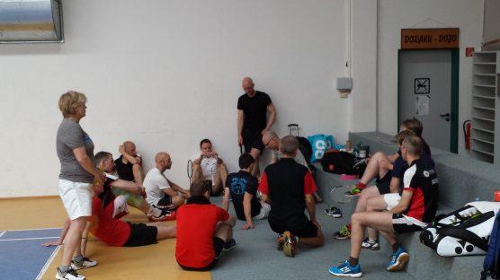 Trainingslager Neuruppin 2016