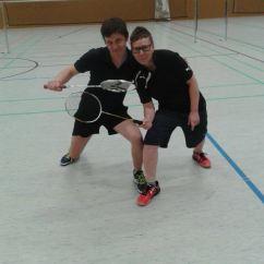 Fotos - We love Badminton@Startschuss