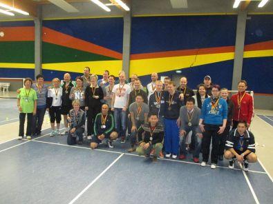 Bochum 2015 - Medaillengewinner