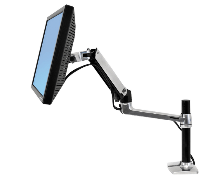 Ergotron LX Monitor Arm - Best Monitor Arms