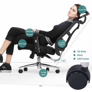 Topsky chair for back pain