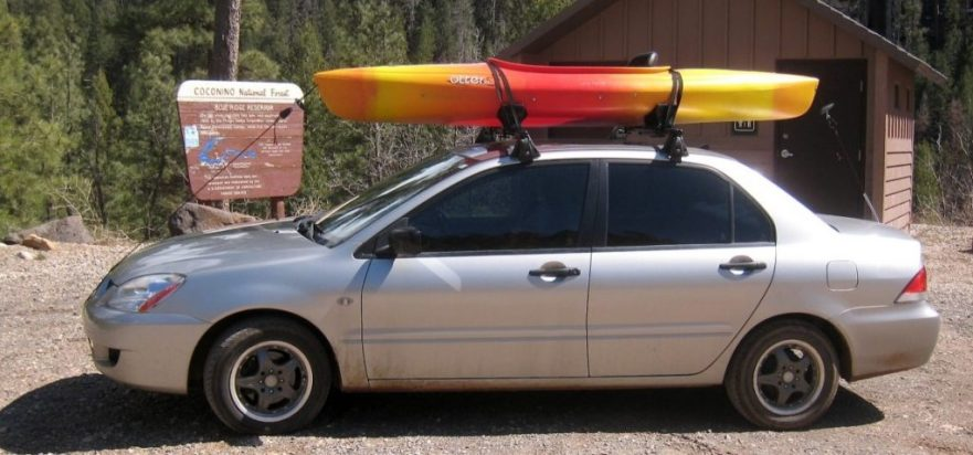 Bow-and-Stern-Tie-Downs-Kayak