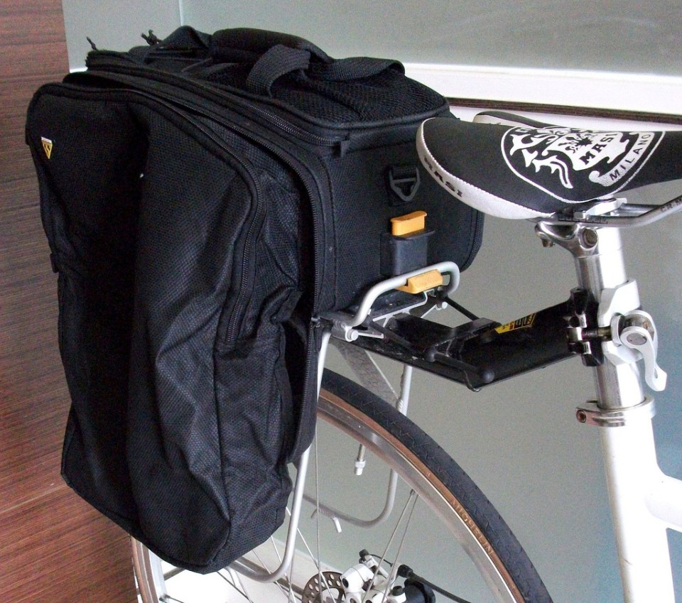 Panniers-For-Biking-To-Work