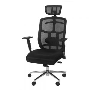 How to adjust office chair for lower back pain