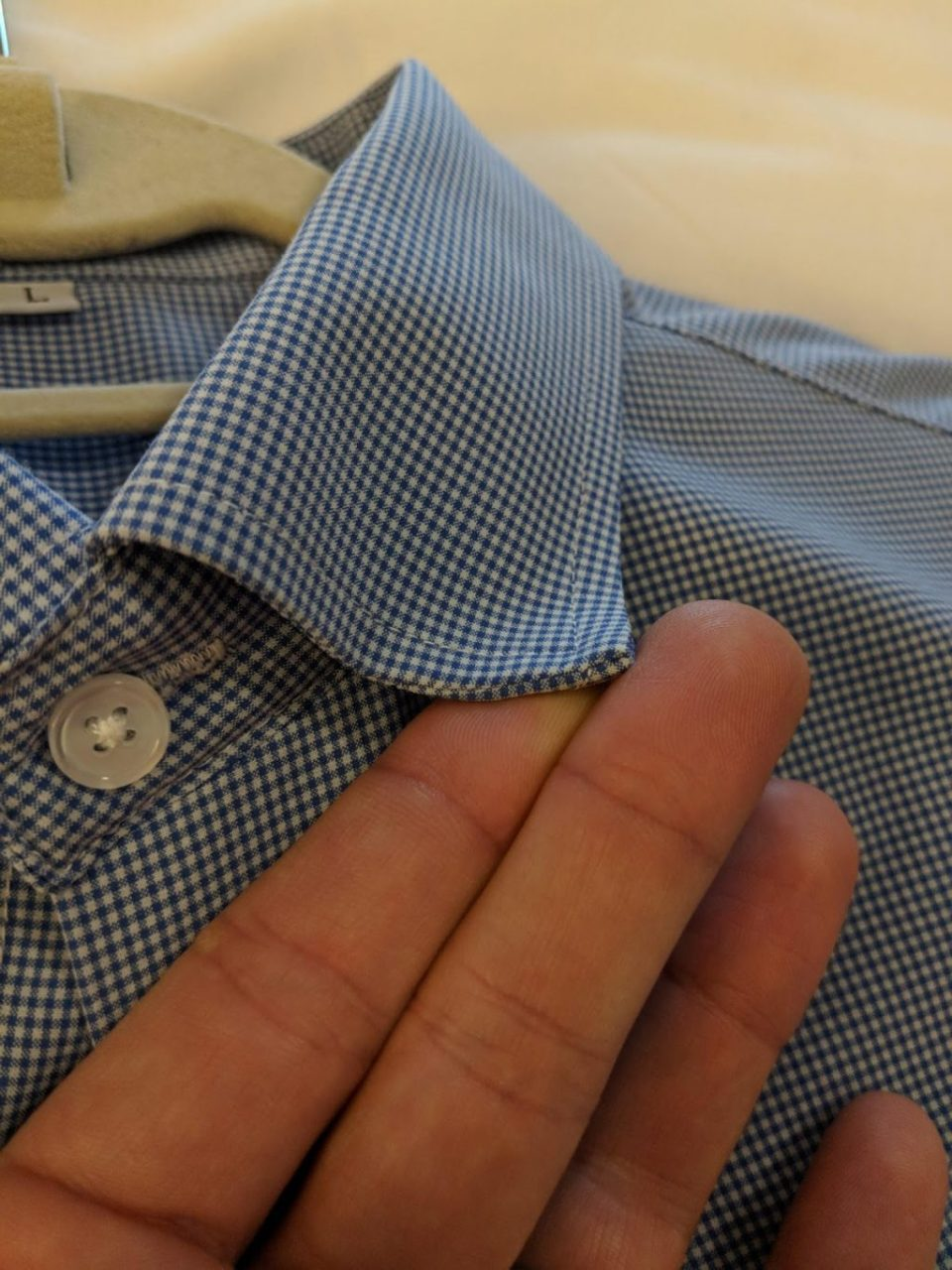 Collar 3 - State and Liberty Shirt Review