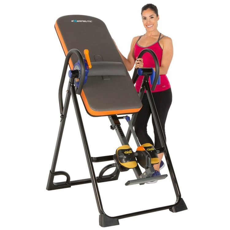 #1 - Exerpeutic 975SL - Best Inversion Tables