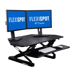 "Flexispot Corner 41"" - Best Standing Desks For Businesses"