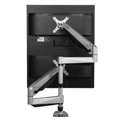 Loctek Dual Stacking Arm - Best Monitor Arms
