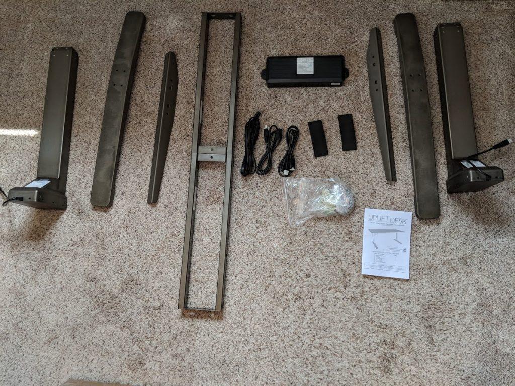 Uplift Bamboo - Parts