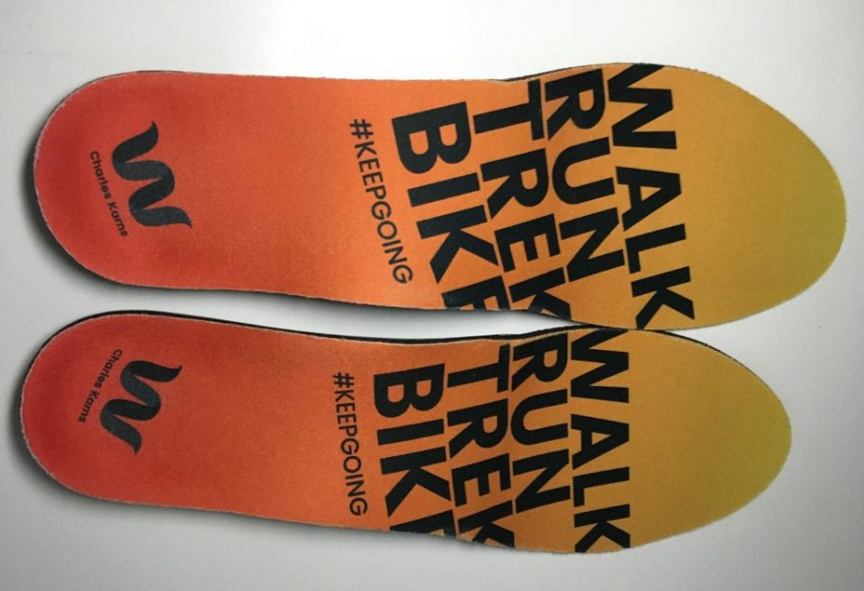 Footbed - Wiivv Insoles Review