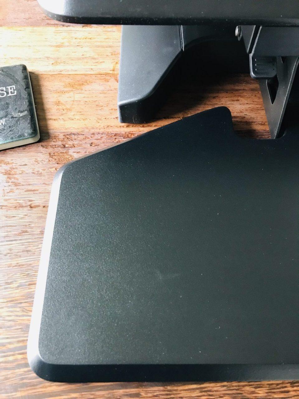 UPLIFTdesk XF Converter - Keyboard Tray Shape