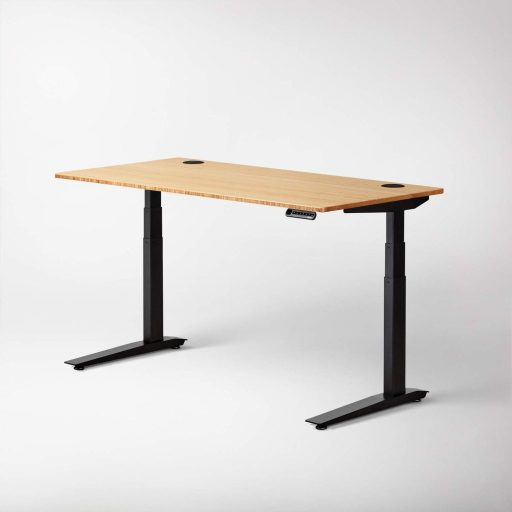 Best Standing Desks - Fully Jarvis Bamboo