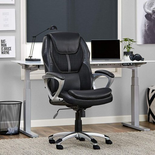 Serta Works Executive Office Chair - Best Chairs for Back Pain