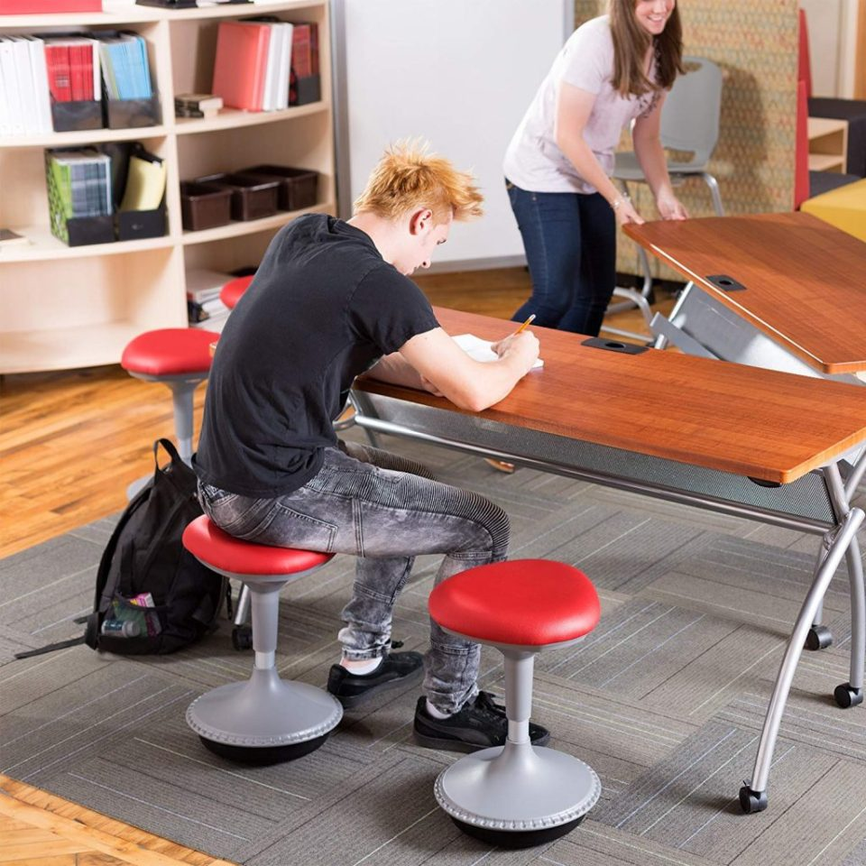 Astounding The Best Chairs Stools For Standing Desks Start Standing Download Free Architecture Designs Embacsunscenecom