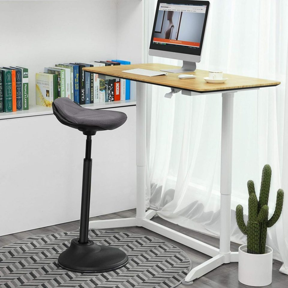 Songmics Stool - Best Chairs and Stools for Standing Desks