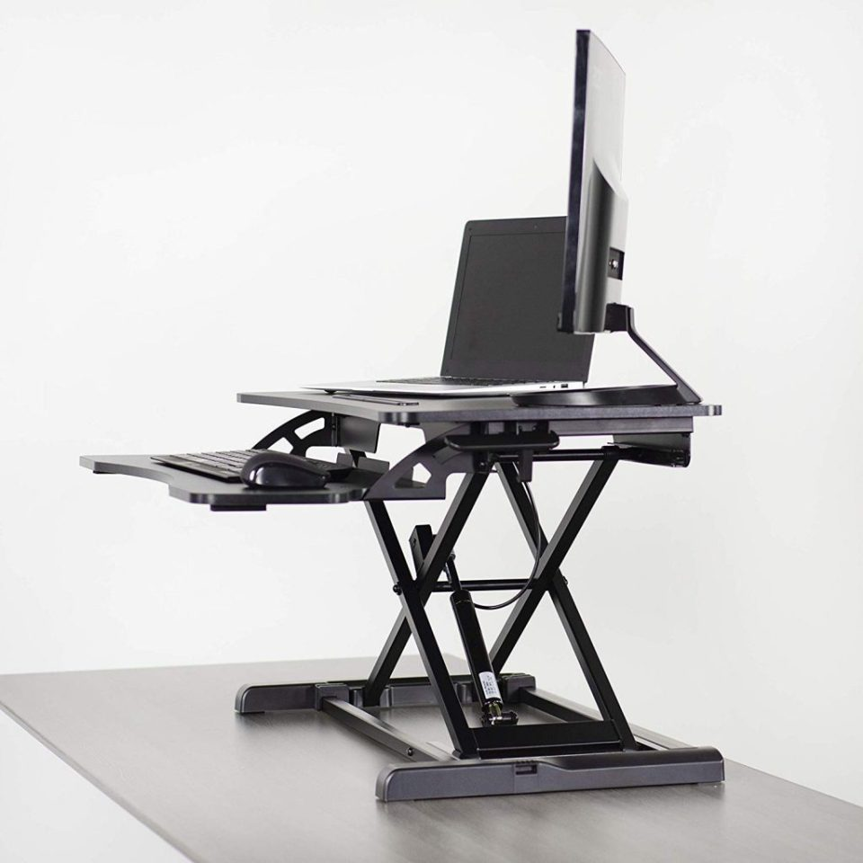 The Best Standing Desk Converters of 2019 - Start Standing