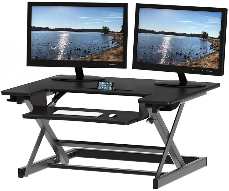Best Standing Desks - SHW Desk Riser