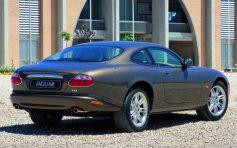 1996 Jaguar XK8 Coupe