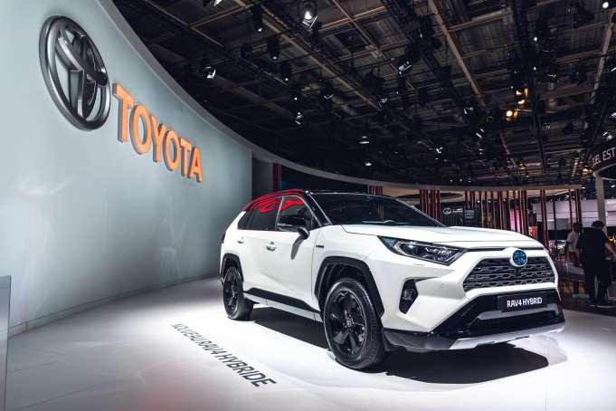 Toyota RAV4 má slovenské ceny!