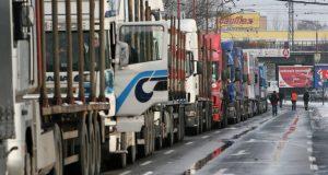 strajk-kamionistov-bratislava