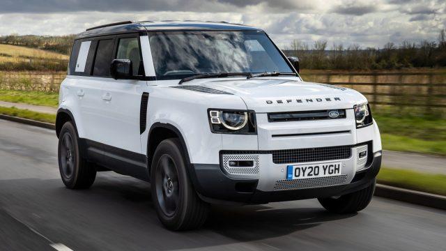 Land Rover Defender VS Ineos Grenadier