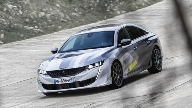 Najvýkonnejší sériový Peugeot všetkých čias? Po GTI prichádza 508 PSE