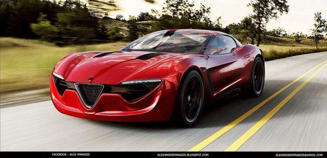 Budúcnosť Stellantisu? Alfa e-Romeo s dojazdom 800 kilometrov