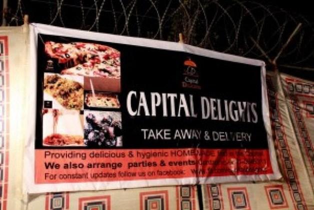 Capital Delights-Delivering Homemade Delights | StartupDotPK