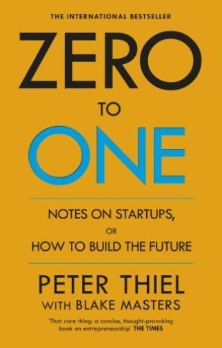 Zero to One - Startup Archive