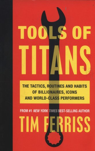 Tools of Titans - Startup Archive