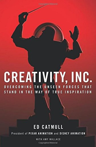 Creativity Inc - Startup Archive