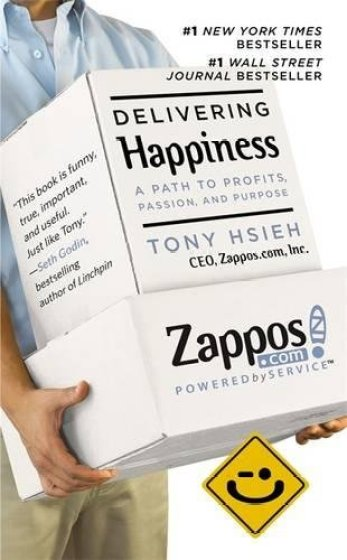 Delivering Happiness - Startup Archive