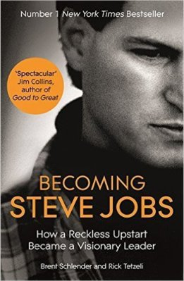 Becoming Steve Jobs Biography - Startup Archive - Sandeep Maheshwari