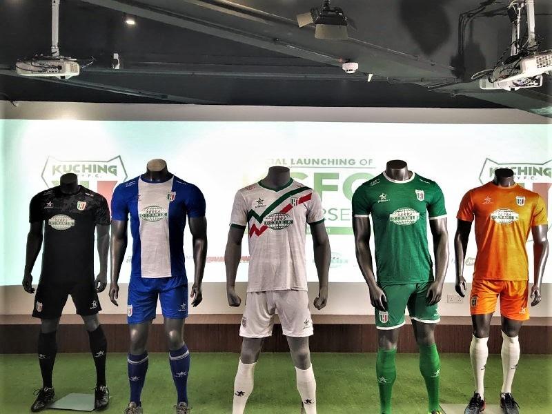 Serba Dinamik sponsors KCFC jerseys