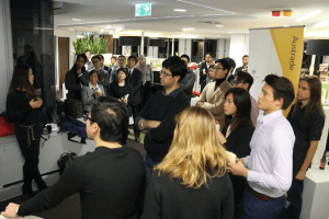 Japan Australia Entrepreneurship Initiative