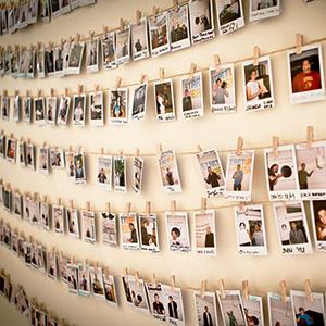Ambassadors wall