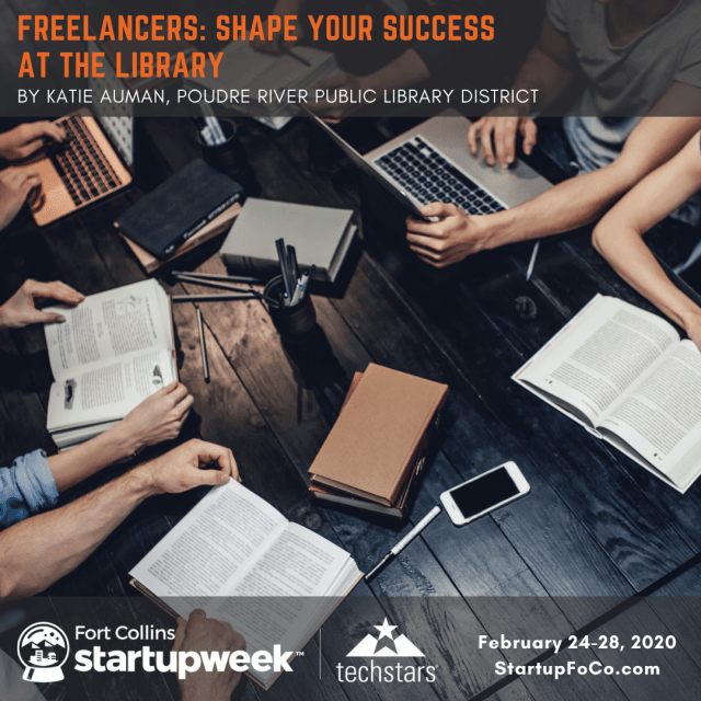 Freelancers: Shape Your Success at the Library