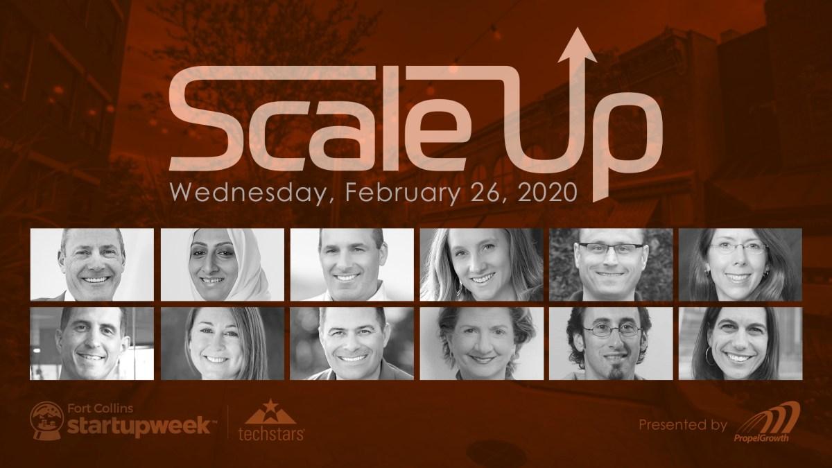 ScaleUp Startup Week Fort Collins