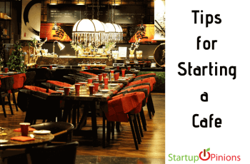 Tips for Starting a Cafe
